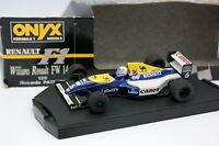 Onyx 1/43 - F1 Williams Renault FW14 Patrese