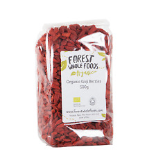 Forest Whole Foods - Organic Goji Berries 500g