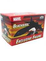 Marvel Heroclix Blackbird 2018 Covention Exclusive MP18-001 with 5 ID Cards Xmen