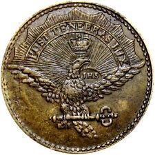 1835 New Orleans Louisiana Hard Times Token John Merle Eagle R5 HT-122 Low 264