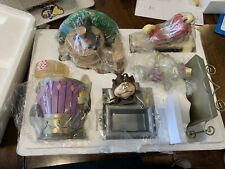 New listing Disney Beauty and The Beast 7 Pc Desk Set