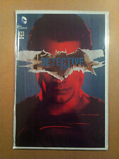 DETECTIVE COMICS #50 RAPHAEL GRAMPA POLYBAGGED VARIANT COVER BATMAN V SUPERMAN