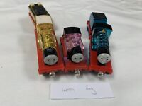 Take N Play Thomas - Joblot/Bundle Metallic Molly, Rosie & Edward VGC