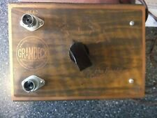 Gramdeck PreAmp unit 1964 With box