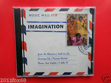 cds imagination music mail 2 cd just an illusion body talk call on me burning up