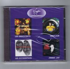 PROMO CD (NEW) VIRGIN REVELATIONS(LES INNOCENTS SINCLAIR MENELIK JIMMY JAY )