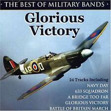 The Best Of Military Bands - Glorious Victory - CD - BRAND NEW SEALED