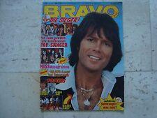 Cliff Richard 1979 Bravo magazine + Poster Doris Day Kiss Queen Freddie Mercury