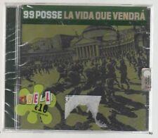 99 POSSE LA VIDA QUE VENDRA' CD SIGILLATO!!