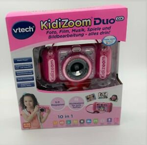 VTech Kidizoom Duo DX 5MP - Rosa