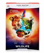 Matter DLL71 ViewMaster Experience Pack: National Geographic Wildlife**NEW**