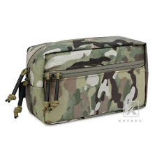 KRYDEX Tactical Drop SACK Pouch Dump Pack Bag Hook & Loop For Chest Rig Multicam