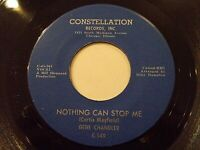 Gene Chandler Nothing Can Stop Me / The Big Lie 45 1965 Vinyl Record