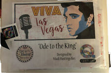 New listing Madi Hastings Ode To The King Laser Pre-Cut Pre-Fused Applique Quilt Kit