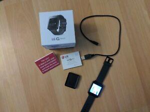 LG G Watch - Black (W100)