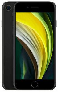 "Apple iPhone SE (2020) - 2. Generation - 64GB - Schwarz - 12MP - 4,7"" - Neu&OVP"