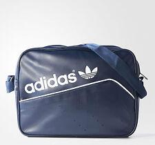 New Adidas Perforated  Airliner Bag/messenger bag/school bag/travel/gym/student