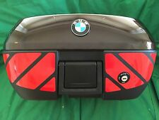 REFLECTIVE STICKER KIT TO FIT BMW 49 LITRE TOP TOPCASE R1200RT R1200 S/ST