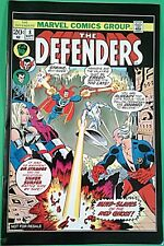 DEFENDERS 8 RARE GIVEAWAY PROMO 2ND PRINT VARIANT LEGENDS SILVER SURFER STRANGE
