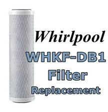 Whirlpool Whkf-Db1 Compatible Water Filter Cartridge Fits Whkf-Duf Housing