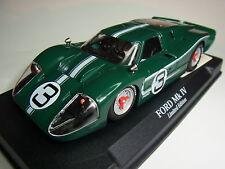 NSR Ford MK IV Green limitiert für Autorennbahn 1:32 Slotcar