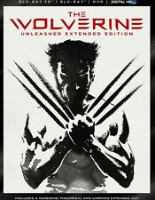 The Wolverine 3D (Blu-ray 3D + Blu-ray + DVD)