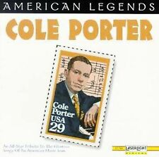 American Legends #6 by Cole Porter (CD, Mar-1996, Laserlight)