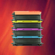 4 Color Toner Set for Brother TN-115BK TN-115C TN-115M TN-115Y High Yield