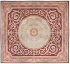 Antique Aubusson  Square, Circa 1790 (16' x 17')