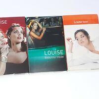 LOUISE JOBLOT BUNDLE 3 x CASSETTE SINGLES BEAUTIFUL INSIDE NAKED 2 FACED