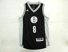 BROOKLYN NEW YORK DERON ADIDAS VINTAGE CANOTTA BASKET NBA JERSEY SHIRT
