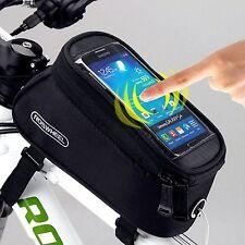Fahrradtasche Rahmentasche L Smartphone Handy Tasche Oberrohrtasche bicycle bag