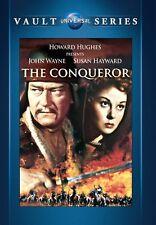 The Conqueror 1956 (DVD) John Wayne, Susan Hayward, Agnes Moorehead - New!