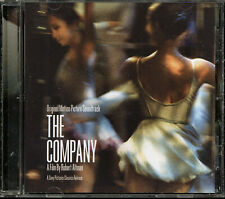 The Company (Original Motion Picture Soundtrack) (CD, 2003, Sony Music)