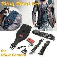 US Carry Speed Camera Strap Prime FS-PRO Sling F2 Plate for Canon Nikon Camera