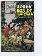 Korak Son of Tarzan #43 Gold Key Pub 1971