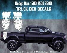 Dodge Ram Truck Bed Scratch Vinyl Decal Sticker 1500 2500 3500 Graphics Ripped