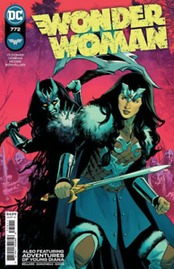 🔥 WONDER WOMAN #772 Cover A Travis Moore Pre-Order DC 05/12/2021 🔥
