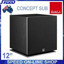 "DALI CONCEPT SUB 12"" Powerful Subwoofer - Black Ash - (Refurbished)"
