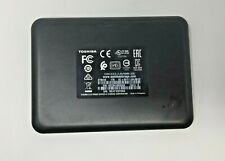 TOSHIBA CANVIO BASICS 1TB PORTABLE HDD (HDTB410XK3AA) *TESTED AND WORKING*