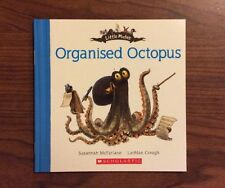 Organised Octopus - Little Mates Book Series - Scholastic NEW