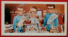 Barratt THUNDERBIRDS 2nd Series Card #19 - Brains Works on a Tricky Problem
