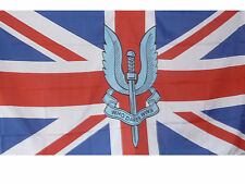 special air service union jack 5 x 3 flag SAS British army heroes