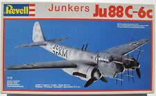 REVELL 4132 - Junkers Ju 88 C-6c - 1:72 - Flugzeug Modellbausatz - Model Kit
