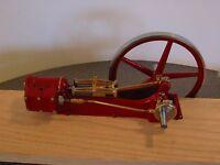 Live Steam Engine 1880s Drilling Casting Set -1BI