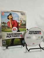 Tiger Woods PGA Tour 10 Nintendo Wii EA Sports Electronic Arts Golf Everyone