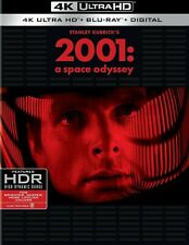 2001 A Space Odyssey (4K Ultra Hd and Blu-ray) Stanley Kubrick - No Digital
