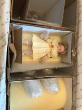 NEW in box DANBURY MINT SHIRLEY TEMPLE TWO OF A KIND PORCELAIN DOLL