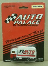 Matchbox Auto Palace 1 of 5000 NEW Die Cast Truck Rare NEW