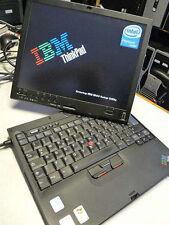 X41 Notebook TABLET Lenovo IBM